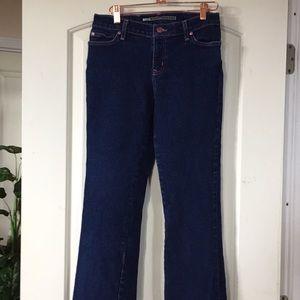 Bongo Women's Low Waist  Flare Jeans Size 7